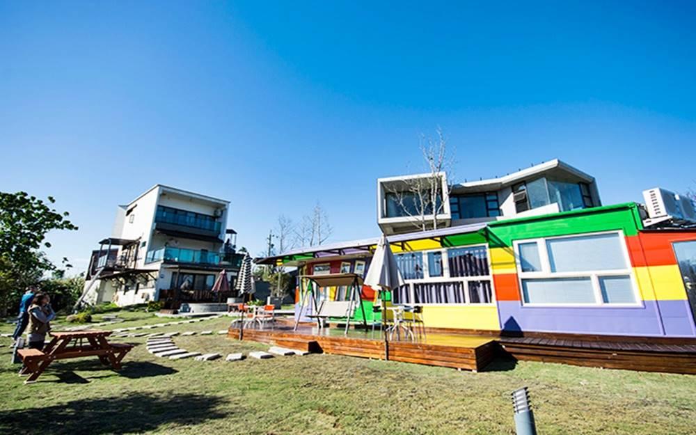 宜蘭民宿「水舞間」環境照片
