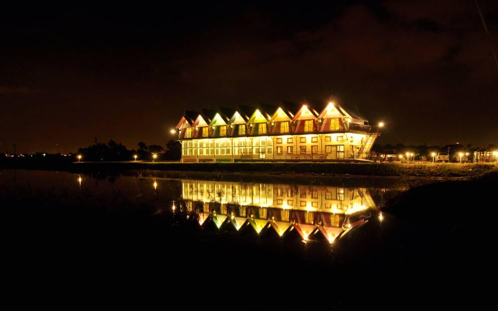 宜蘭民宿「天空島上的小木屋」環境照片