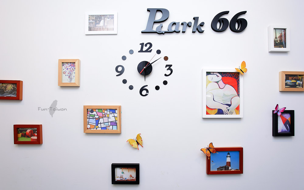 台南民宿「Park66」環境照片
