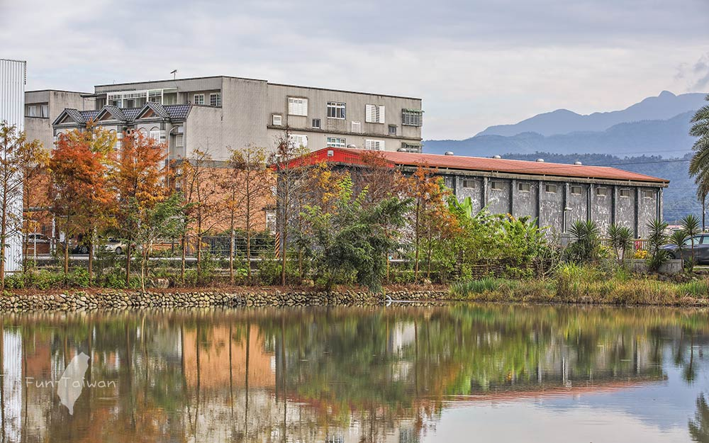 宜蘭民宿「布諾斯莊園」環境照片