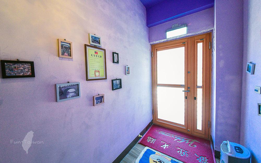 馬祖民宿「家適咖啡民宿」環境照片