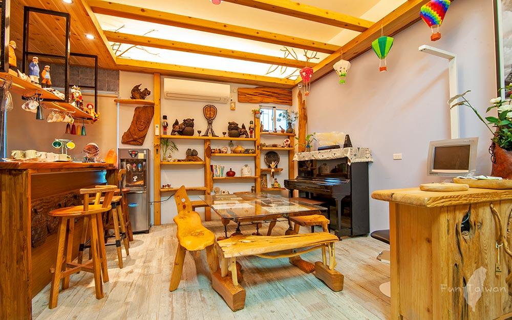 台東民宿「普羅旺斯咖啡莊園」環境照片