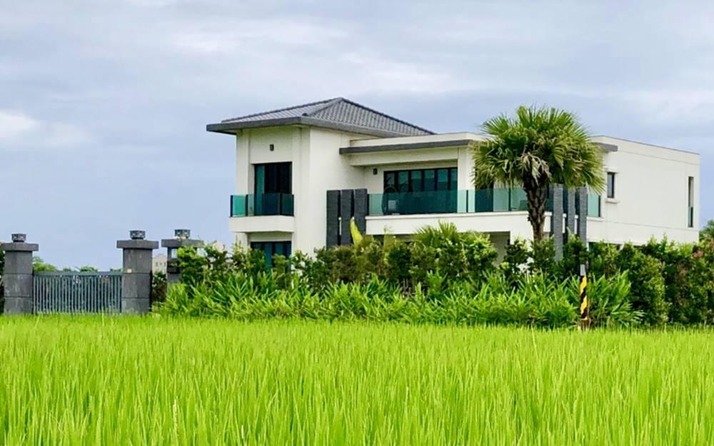 宜蘭民宿「遇見壯圍私人villa」環境照片