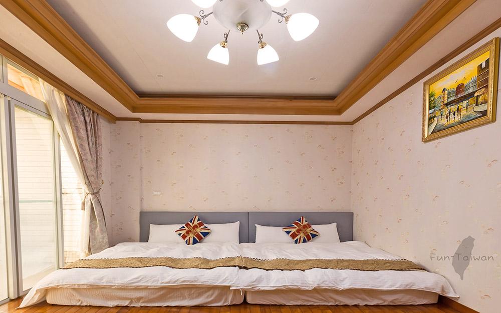 台南宿曦照片: 02-Room-401-01