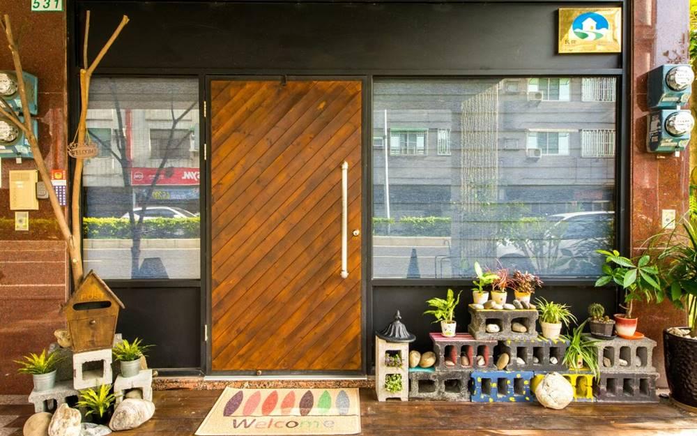 台南民宿「莫非輕旅」環境照片