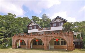 「福田瓦舍」主要建物圖片