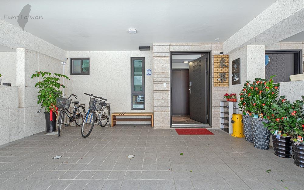宜蘭民宿「米果民宿」環境照片