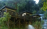 「花岩山林民宿」主要建物圖片