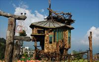 清境民宿 - 「雲南風情景觀山莊」主要建物圖片
