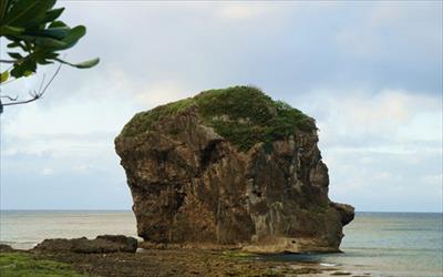 船帆石照片: CR=「妮可」BLOG