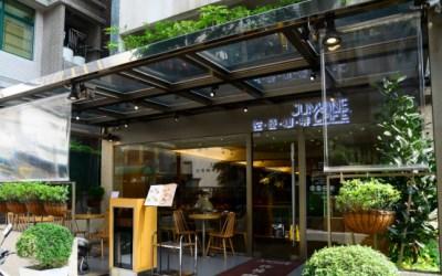 佐曼咖啡館照片: CR=「小沁」BLOG