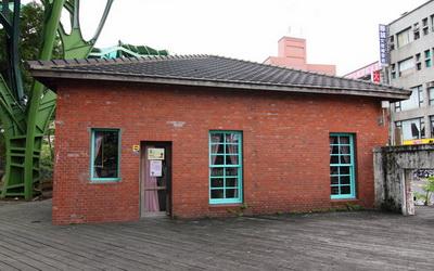 百果樹紅磚屋