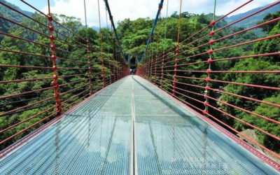 坪瀨琉璃光之橋健行園區