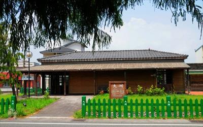 大洲車站(林鐵文物館)