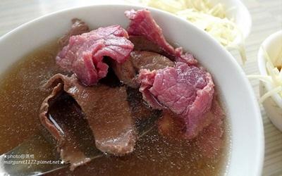 永福牛肉湯