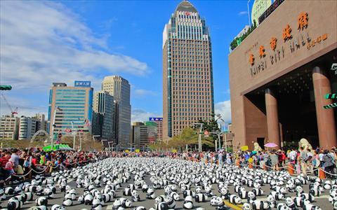 臺北市政府市民廣場照片: CR=「小風」BLOG