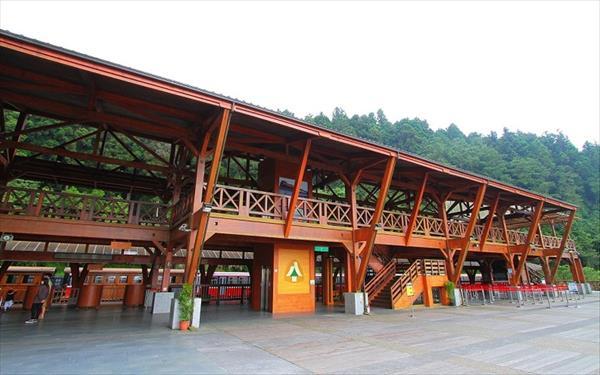 阿里山火車站