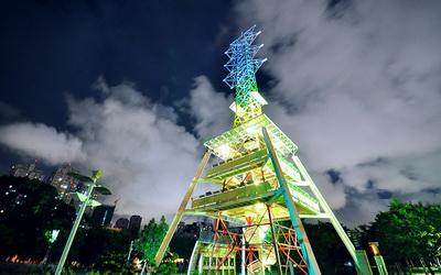 三民親子公園(光之塔)