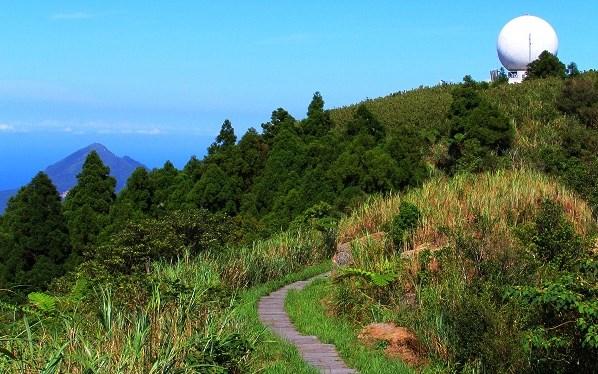 五分山登山步道