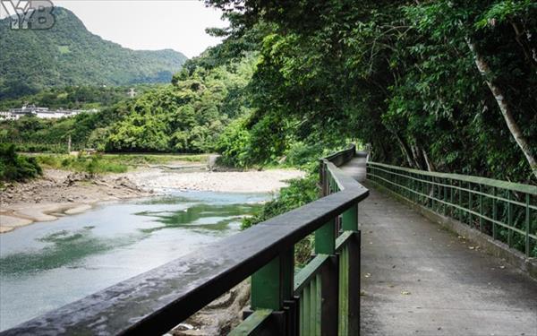 坪林觀魚步道