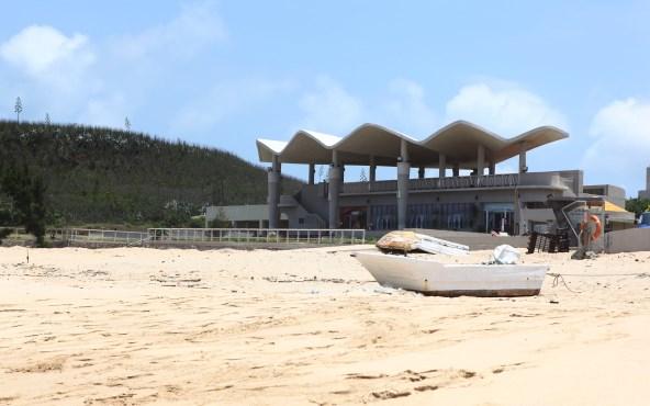 蒔裡沙灘照片: CR=「miniko」BLOG