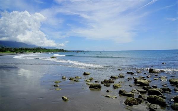 木頭魚沙灘