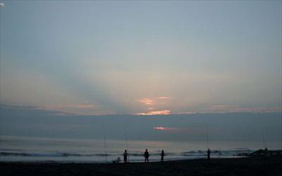 利澤沙丘海岸