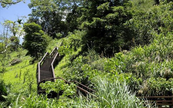 龍美景觀步道