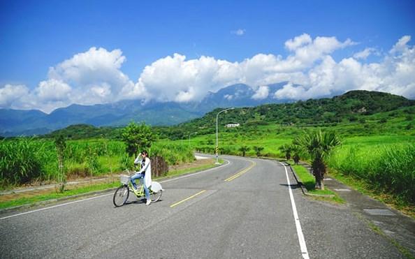 基翬自行車道
