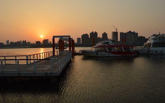 大稻埕碼頭(延平河濱公園)