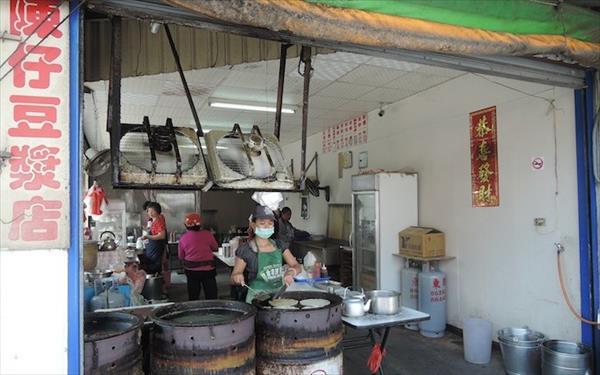 陳仔豆漿店