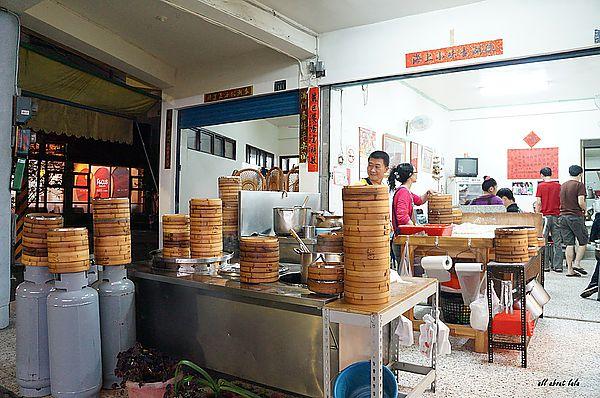 小上海阿和小籠包