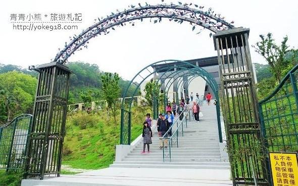 雅聞七里香玫瑰森林照片: CR=「青青」blog
