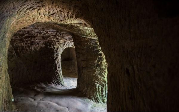 平溪日據防空洞