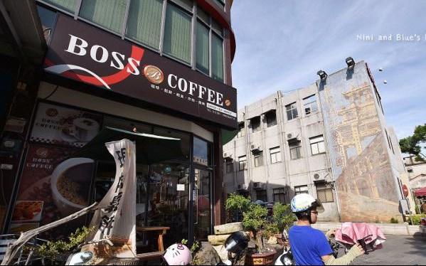 boss咖啡廳(金城門市)