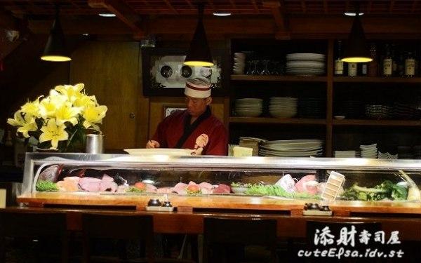 添財日本料理(武昌店)照片: CR=「愛小莎」BLOG