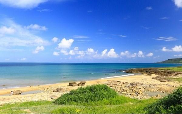 滿州沙灘照片: CR=「許小布」BLOG