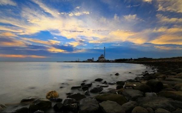 淡水 油車口照片: CR=「許小布」BLOG