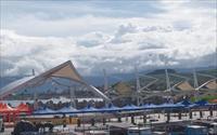「台東富岡碼頭」主要建物圖片