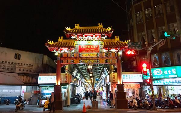 華西街觀光夜市