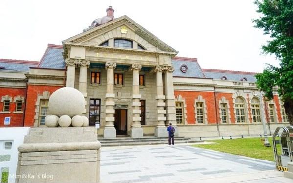 國定古蹟台南地方法院