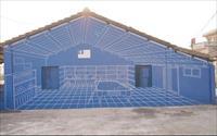 「金門中堡藍晒圖」主要建物圖片
