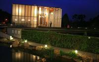 鄰近桐花祭景點「桃米生態村紙教堂」