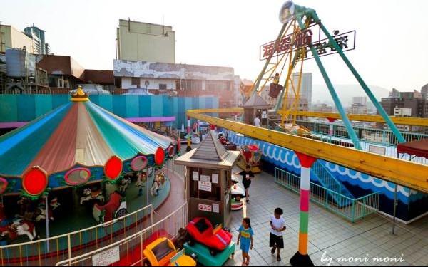 大立百貨空中樂園