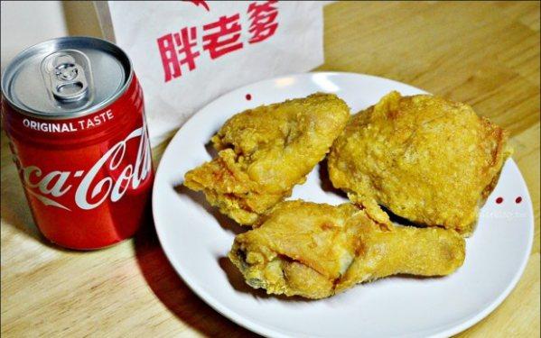 胖老爹美式炸雞(林森長安店)