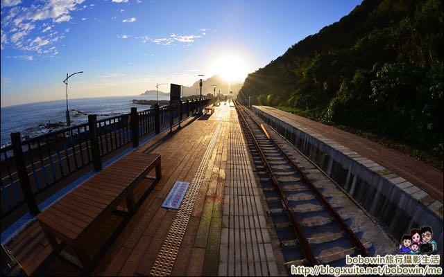 八斗子車站照片: CR=「bobowin旅行攝影生活」BLOG