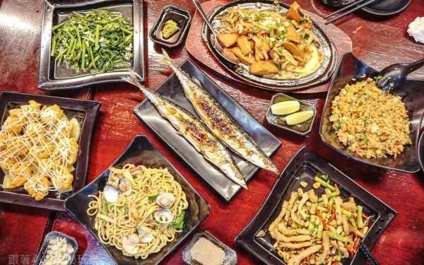 燒烤活蝦鮮魚
