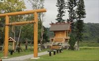 「鹿野神社」主要建物圖片