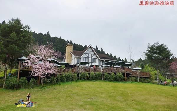 山上人家森林農場照片: CR=「蘇菲」Blog