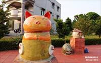 「田中窯燒貓村」主要建物圖片